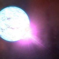 Астрономы обнаружили чрезвычайно редкую звезду «нежить», рожденную в фантастическом столкновении