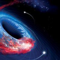 Канадские астрономы: наша Вселенная может находиться внутри огромной черной дыры