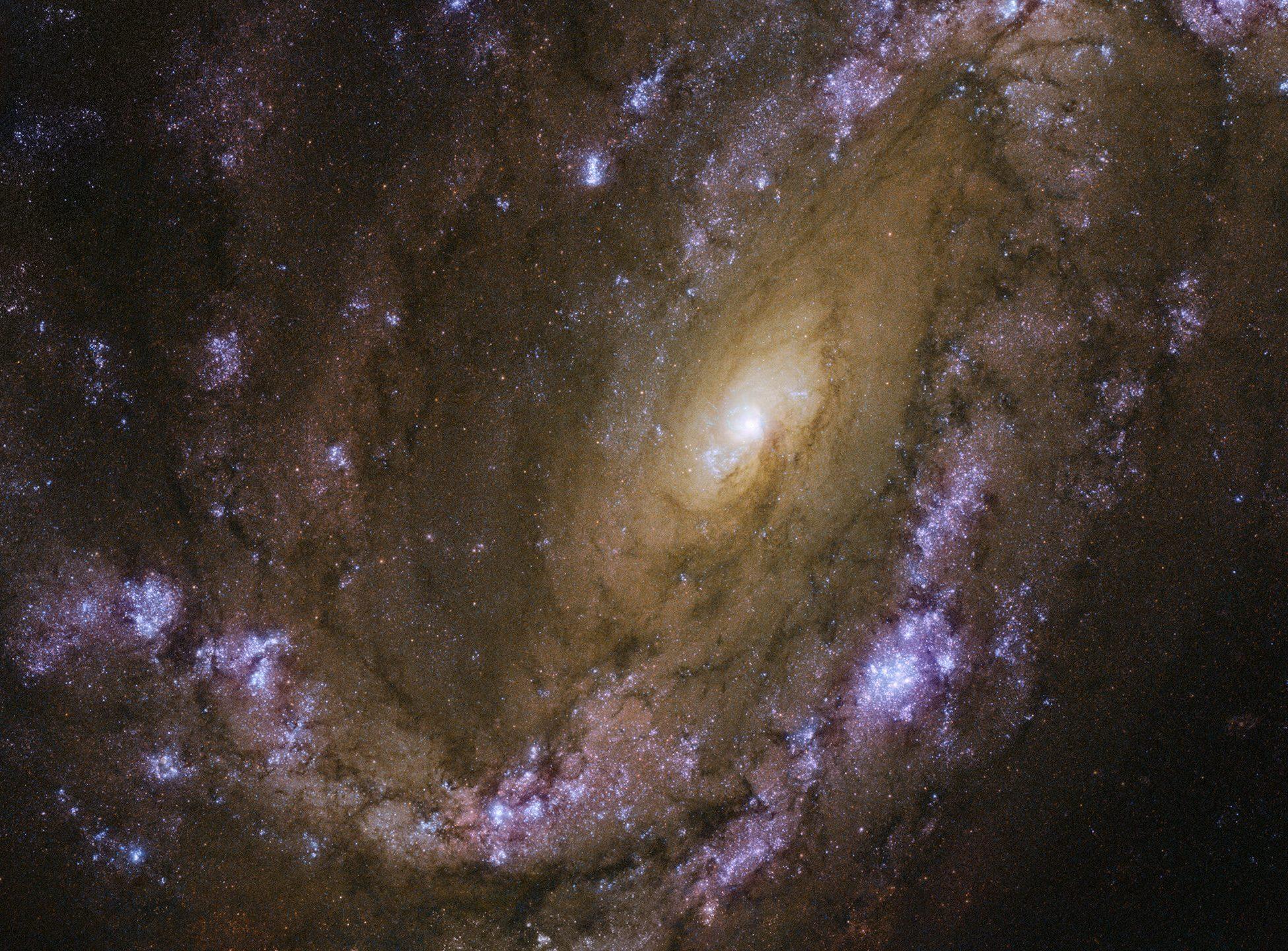 фотографии космического телескопа хаббл обычной