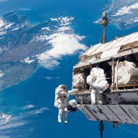 Индия запускает околоземную космическую станцию