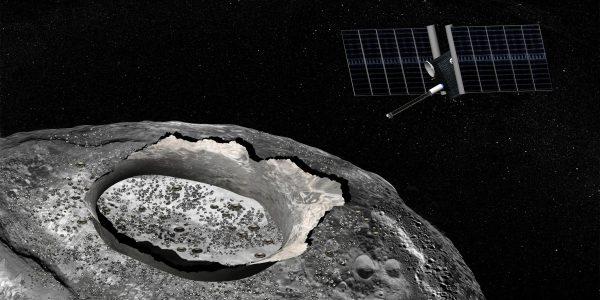 Новая миссия НАСА будет изучать астероид из металла Психея