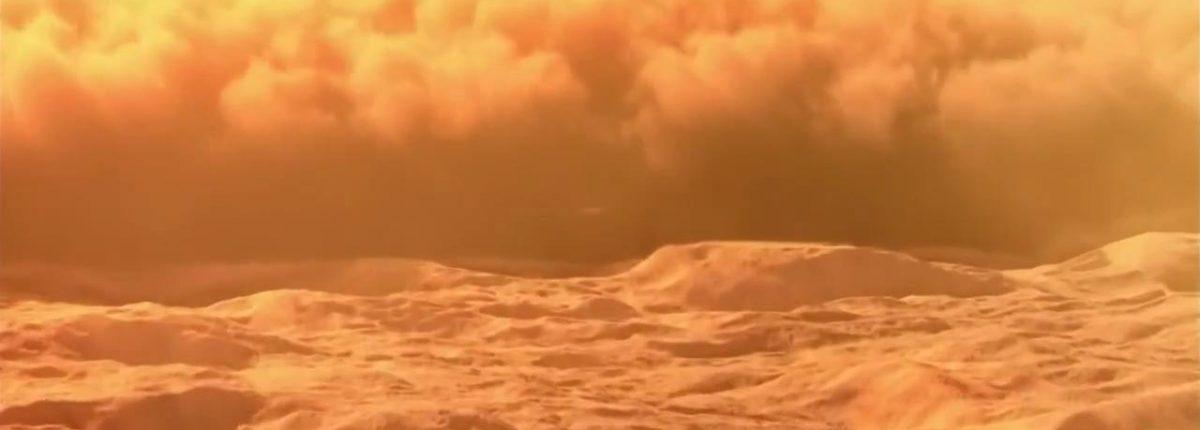 Раскрыты причины формирования облаков на Марсе