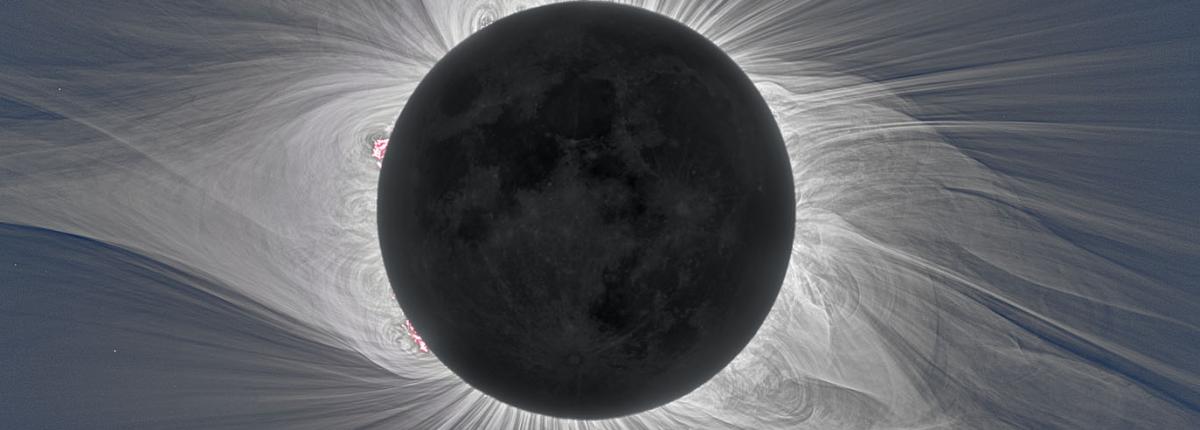 Полное солнечное затмение в следующем месяце, пройдет прямо над космической обсерваторией