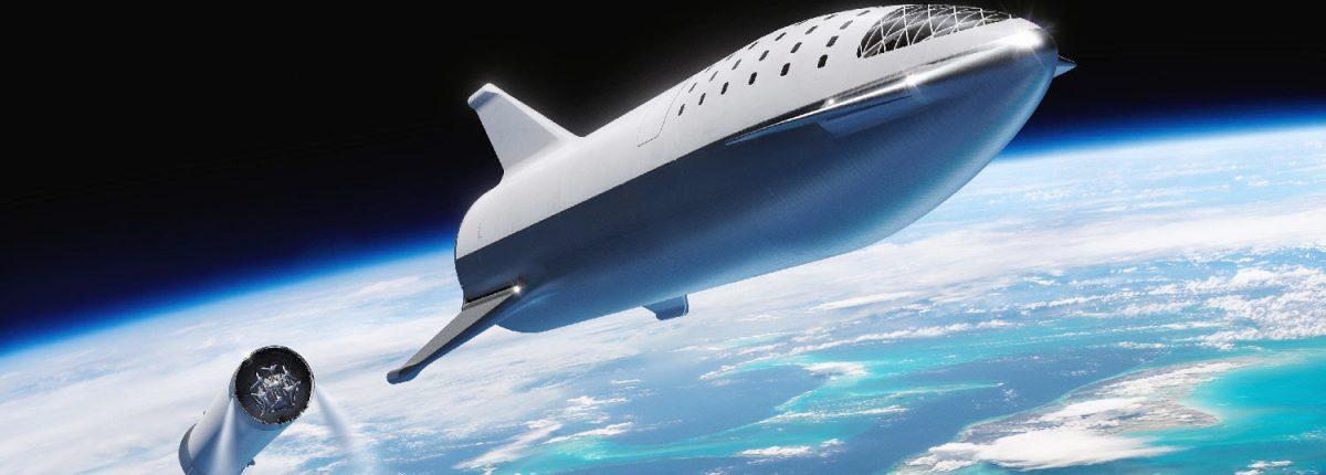 SpaceX будет использовать Starship на земле