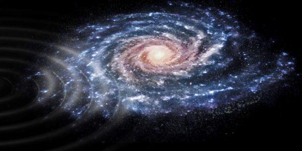 Мы обнаружили признаки столкновения Млечного Пути с другой галактикой