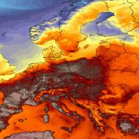 Метеорологи предупреждают о тепловой волне надвигающейся на Европу
