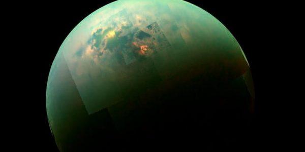 Жизнь на Титане будет искать «Стрекоза» - новая миссия NASA