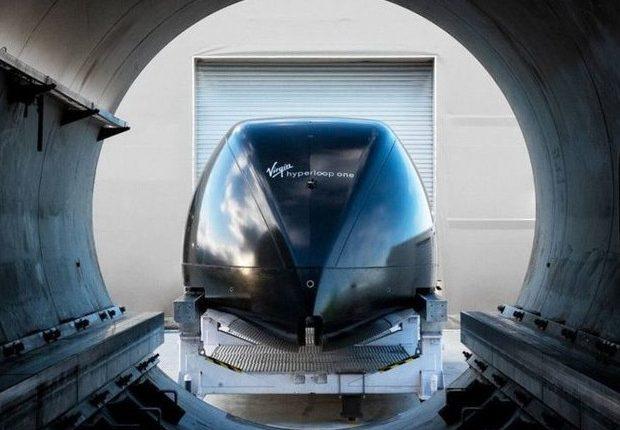 В Саудовской Аравии появится тестовая трасса Hyperloop