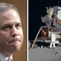 Руководитель НАСА признал, что технологии Аполлона-11 не могут использоваться для посадки на Луну