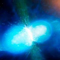 Астрономы обнаружили две невероятно быстрые звезды, закручивающиеся в смертельную спираль