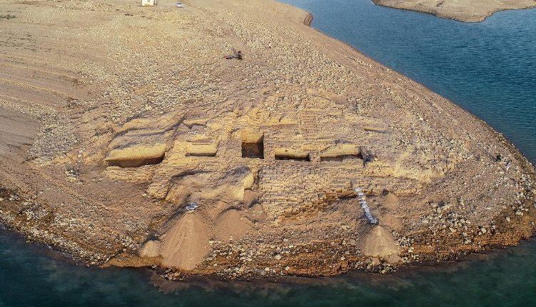 Археологи раскопали руины огромного дворца загадочной древней империи