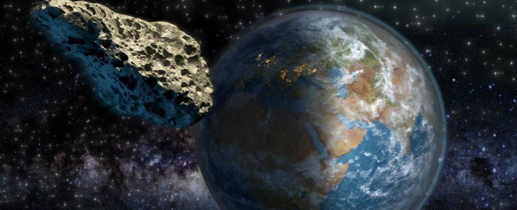 Три космических скалы пролетели в опасной близости от Земли с головокружительной скоростью