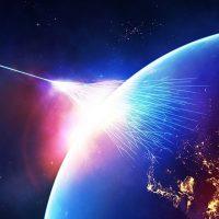Крабовидная туманность «атакует» Землю гамма-лучами с очень высокой энергией