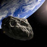 На этой неделе возле Земли прошли два астероида