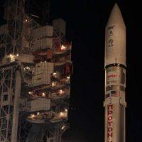 Старт ракеты Протон-М опять переносят