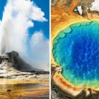 Вулкан Йеллоустоун: рекордное количество землетрясений и извержений гейзеров зафиксировали ученые