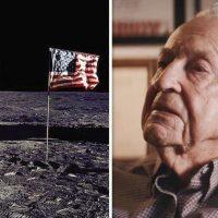 Высадка на Луну: Отставной глава миссий Аполлон раскрывает «секрет» НАСА 50 лет спустя