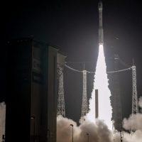 Запуск ракеты Vega закончился полным крахом