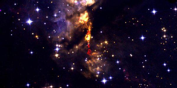 Астрофизики исследовали важнейший этап формирования молодых звезд