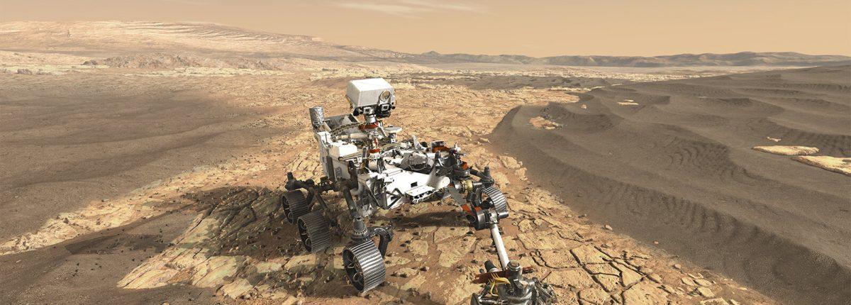 Ученые: длительное время на Марсе были условия подходящие для развития и существования жизни