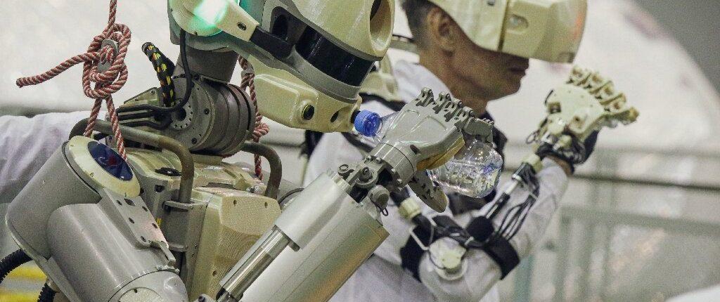 Знаменитый робот Федор отправлен на МКС