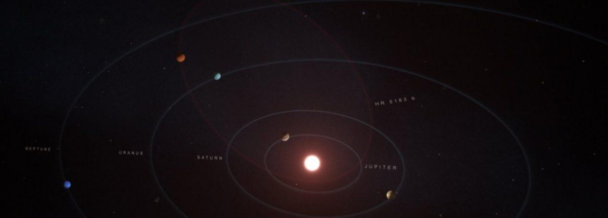 Обнаружена планета с самым высоким эксцентриситетом орбиты