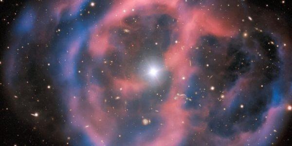 Астрономы выявили новый тип пульсирующей звезды