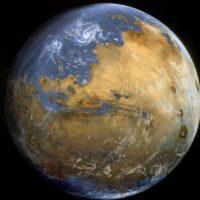 Древний Марс был теплым и достаточно дождливым, чтобы поддерживать жизнь