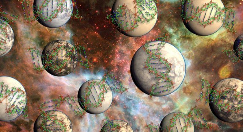 В нашей галактике может быть до 10 миллиардов планет земного типа
