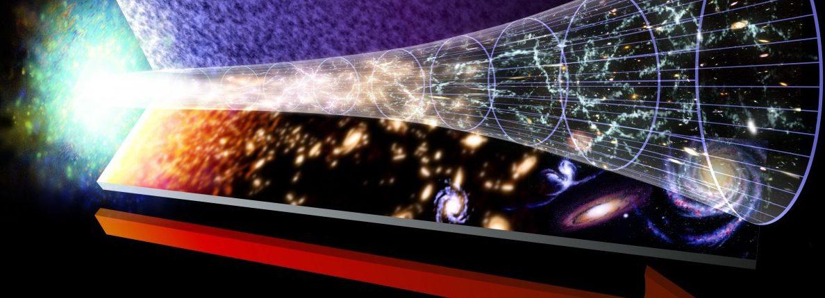 Что если не было Большого взрыва, и мы живем в постоянно изменяющейся Вселенной?