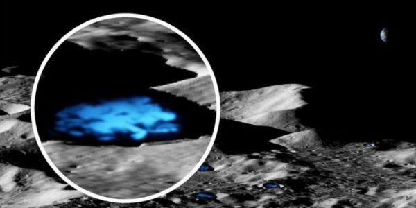 НАСА признало, что на Луне воды «значительно» больше, чем считалось ранее