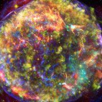 Это самый брутальный взрыв Сверхновой в истории