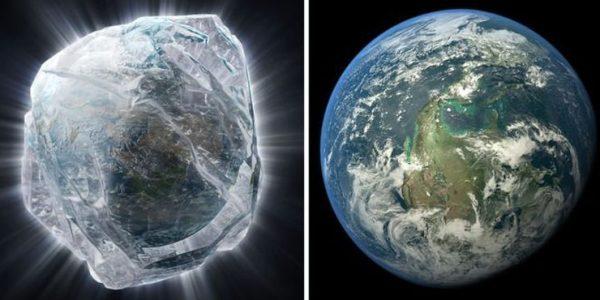 Как Земля может погрузиться в «глубокую заморозку» за считанные минуты