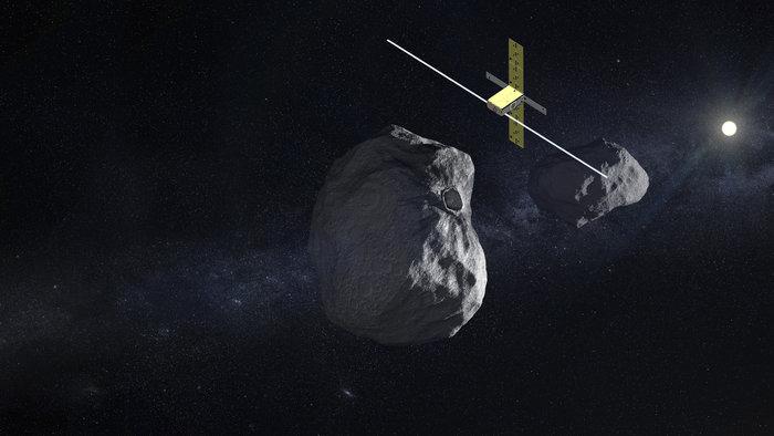 NASA и ESA призывают все космические агентства объединиться для защиты от астероидов