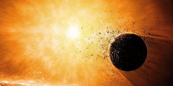 Раскрыта тайна «инопланетной мегаструктуры»: звезда Табби расщепляет экзолуну