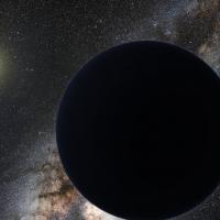 Астрономы: Планета 9 на самом деле может быть исконной черной дырой