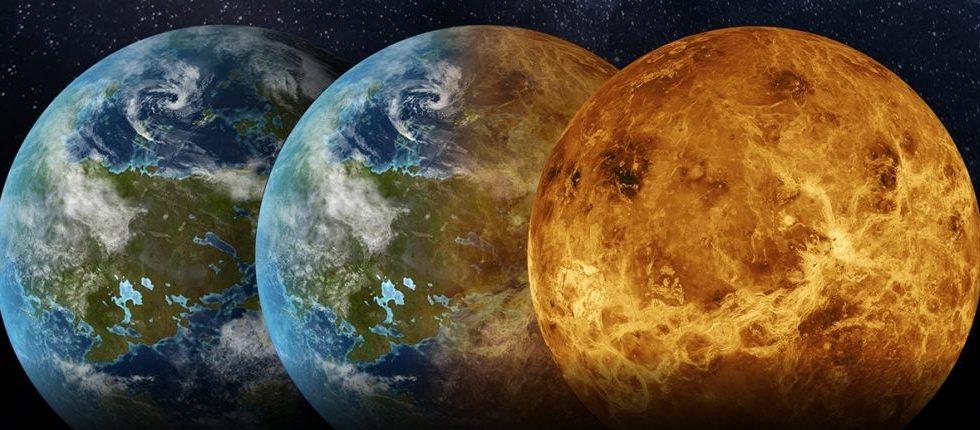 Возможно, Венера была обитаема до таинственной катастрофы миллионы лет назад