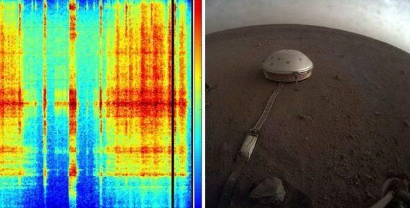NASA: 80% звуков, исходящих из глубин Марса не поддаются объяснению