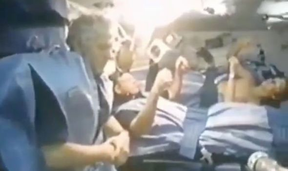 Видео о спящих на шаттле астронавтах шокировало пользователей соцсетей