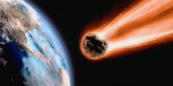 Столкнется с Землей или нет? - NASA отслеживает астероид летящий с огромной скоростью