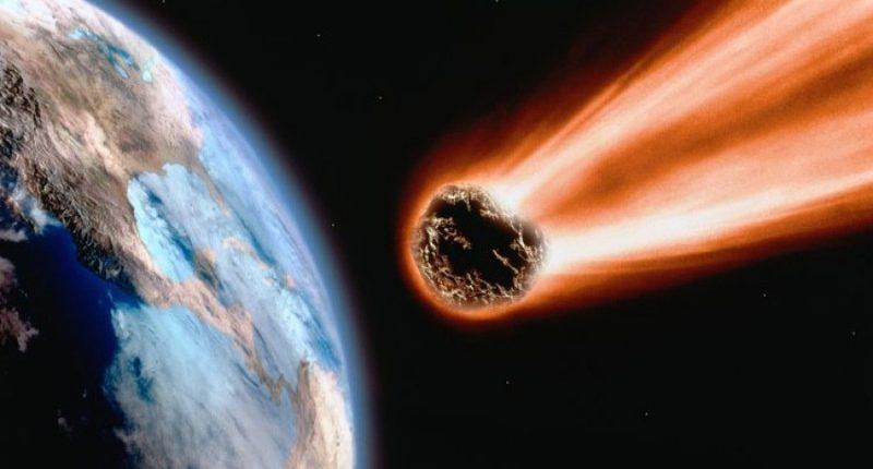 Столкнется с Землей или нет? — NASA отслеживает астероид летящий с огромной скоростью
