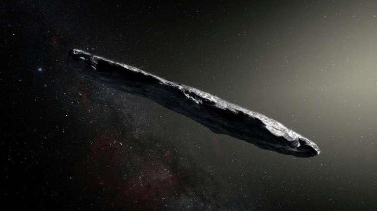Ученый-астрофизик: объект «Оумуамуа» — инопланетный зонд