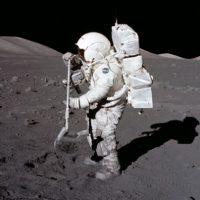 Ученые выяснили, как извлечь кислород из лунной пыли