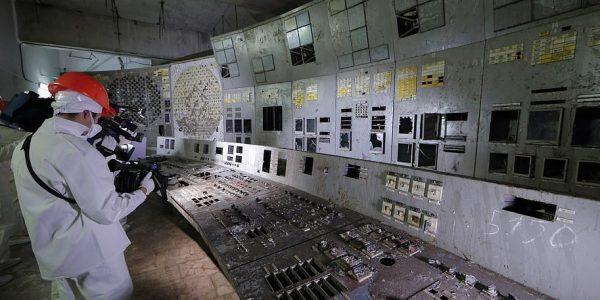Теперь вы можете посетить диспетчерский пункт Чернобыльской АЭС, но только на 5 минут