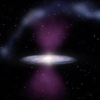 Что-то в центре нашей галактики невероятно вспыхнуло 3,5 миллиона лет назад