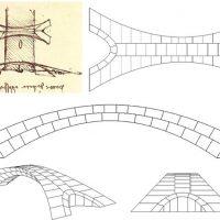 Инженеры доказали, что 500-летний проект уникального моста Да Винчи осуществим