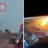 Странные космические объекты упали в Чили. И это не метеориты