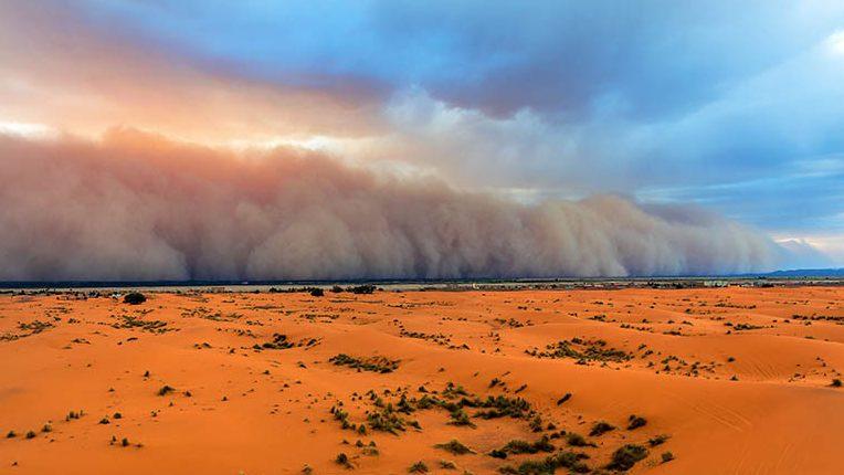 Как пыль могла привести к краху некогда могущественной империи