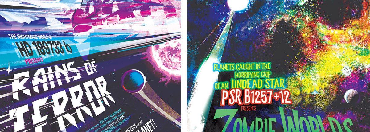 НАСА опубликовало трейлер, предупреждающий о планетах — зомби