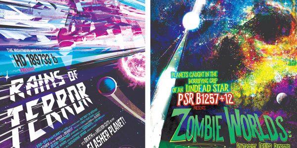НАСА опубликовало трейлер, предупреждающий о планетах - зомби